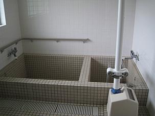 リフト付浴室